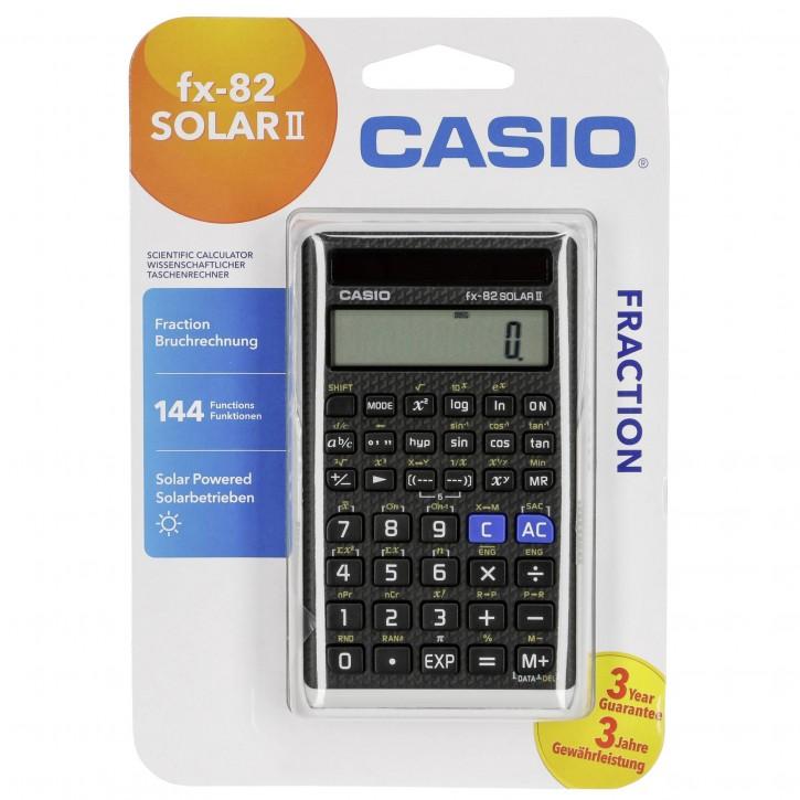 Casio FX 82 SOLAR II
