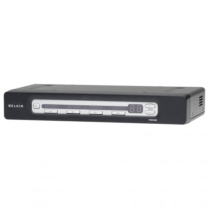 Belkin OmniView Pro 3 4-Port 1 HE PS/2 und USB