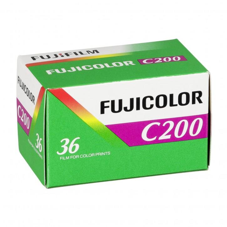 1 Fujicolor         200 135/36