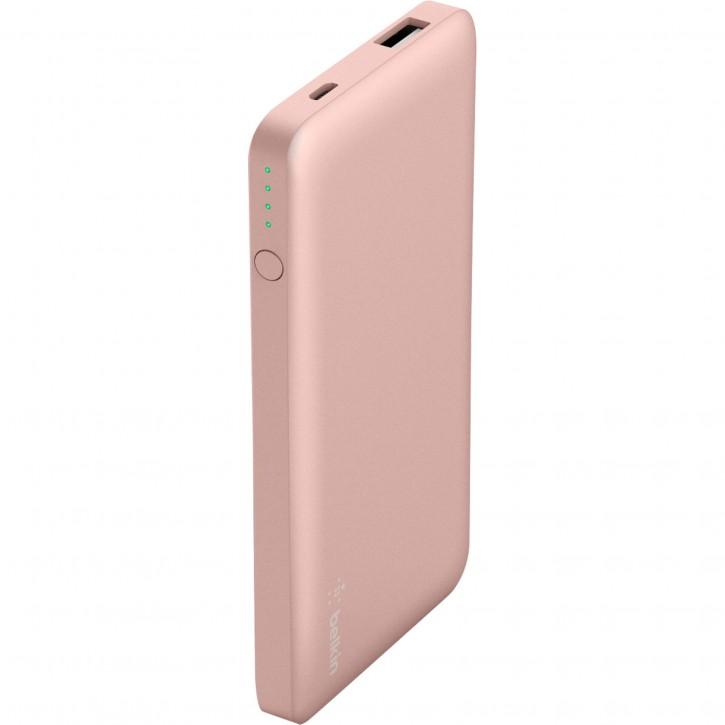 Belkin Pocket Power 5000mAh Akkupack rosegold    F7U019btCOO