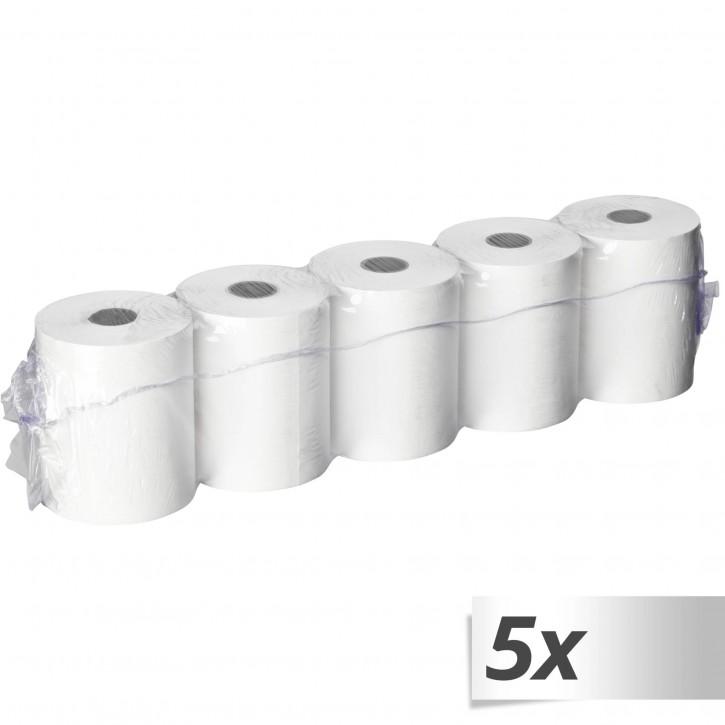 5x5 Bonrollen 57 mm x 25 m