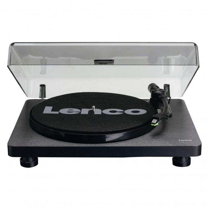 Lenco L-30 schwarz