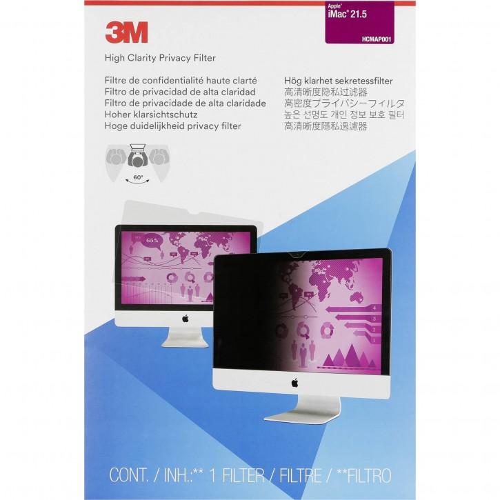 3M HCMAP001 Blickschutzfilter High Clarity für Apple iMac 21