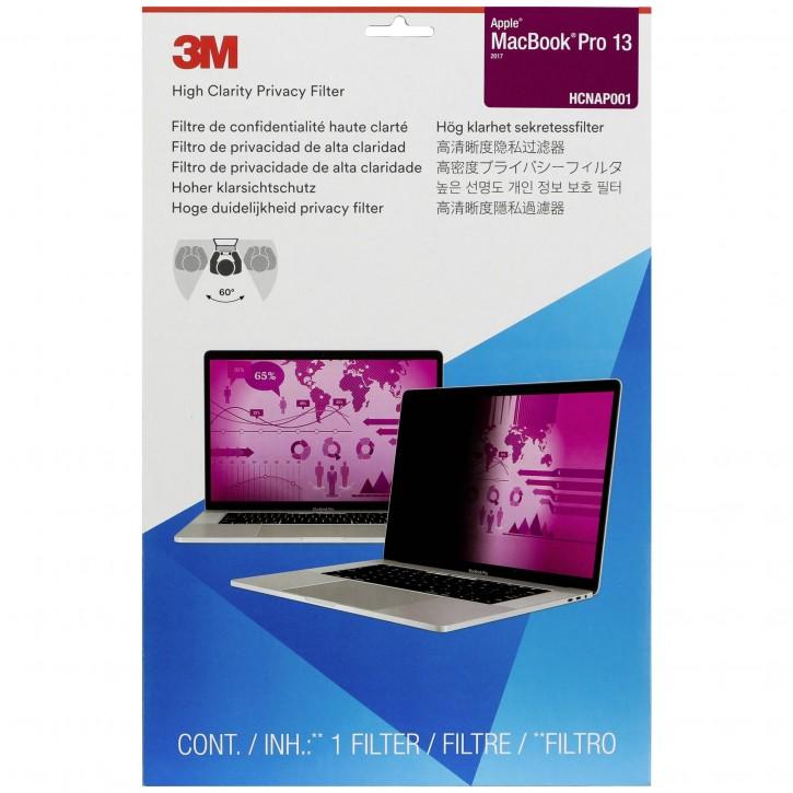 3M HCNAP001 Blickschutzfilter High Clarity f MacBook Pro 13