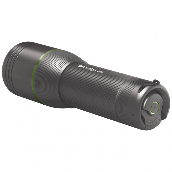 GP Design P55 Atlas 400 Lumen, Focus System