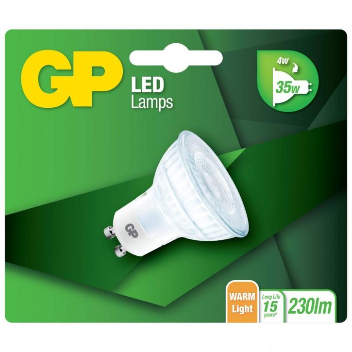 GP Lighting LED Reflektor GU10 Glas 4W (35W)          GP 080329