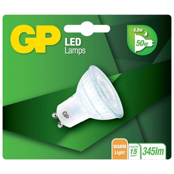 GP Lighting LED Reflektor GU10 Glass 4,8W (50W)       GP 080176