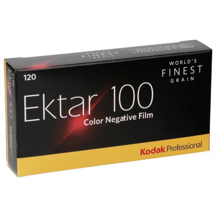 1x5 Kodak Prof. Ektar 100 120