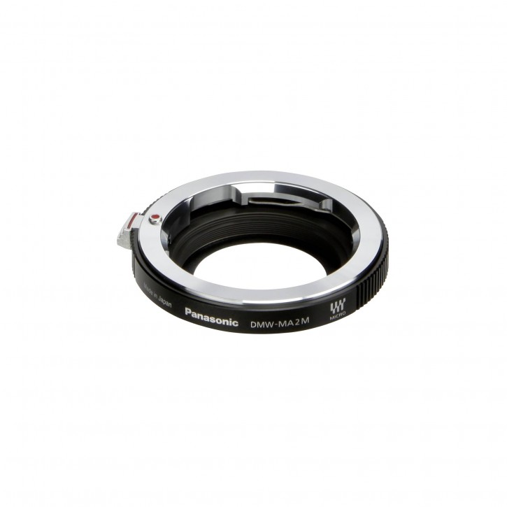 Panasonic DMW-MA2ME Adapter Leica M Objektiv an MFT Kamera