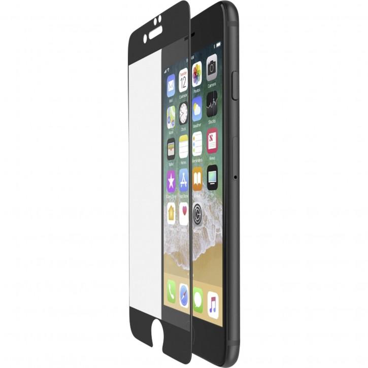 Belkin Displayschutzfolie Curve Edge to Edge iPhone 6/6s/7/8 sw.