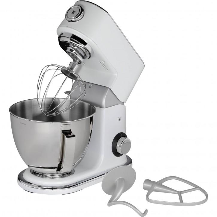 WMF Profi Plus Küchenmaschine metal weiß