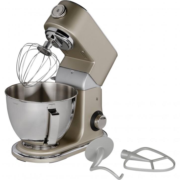 WMF Profi Plus Küchenmaschine platin bronze
