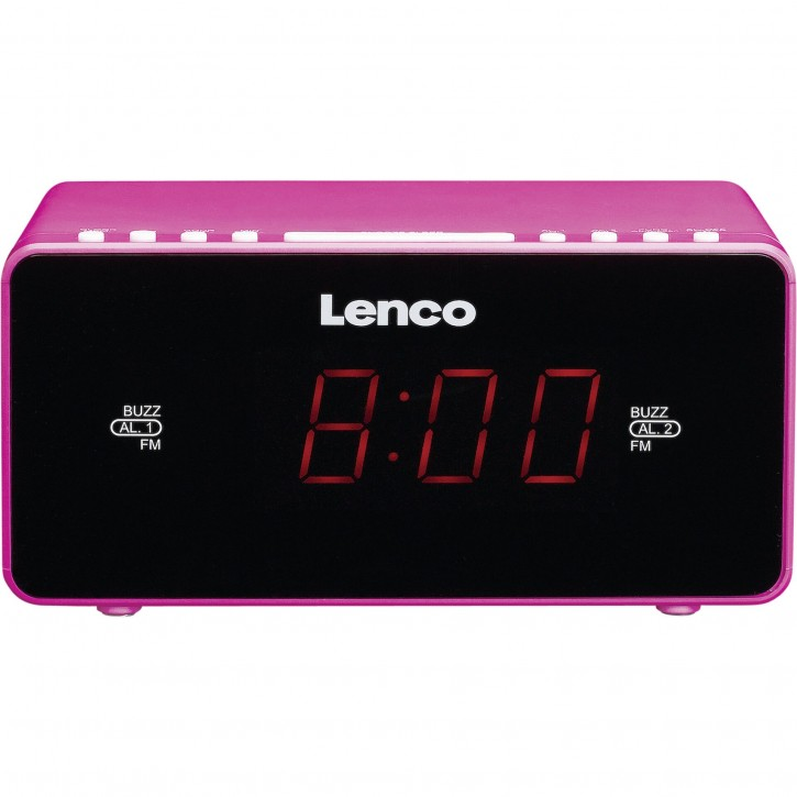 Lenco CR-510 pink
