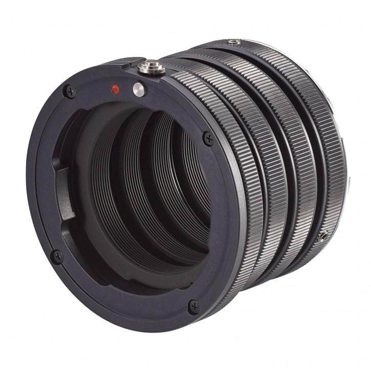 Novoflex Visoflex II/III an Leica M Zwischenringsatz