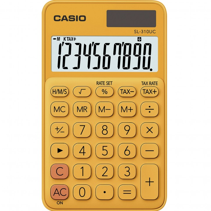 Casio SL-310UC-RG orange