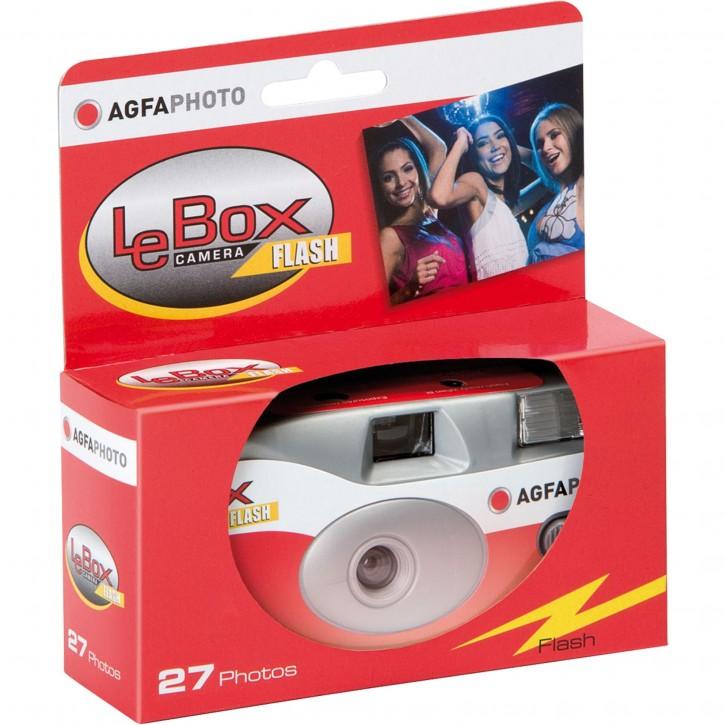 10 AgfaPhoto LeBox 400 27 flash