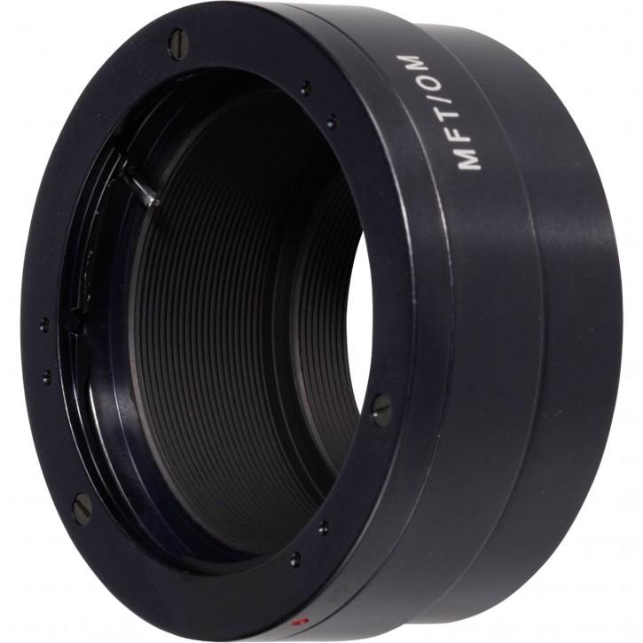 Novoflex Adapter Olympus OM Objektiv an MFT Kamera