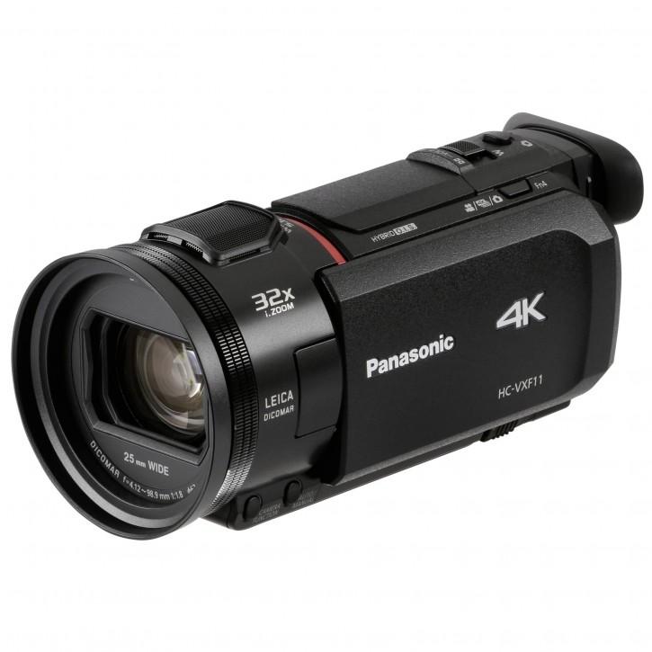 Panasonic HC-VXF11EG-K schwarz