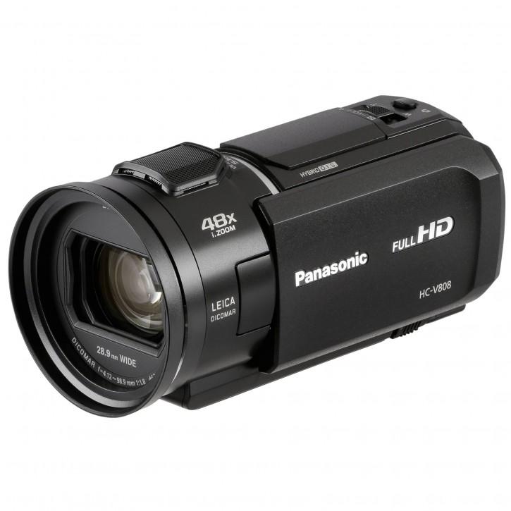Panasonic HC-V808EG-K schwarz