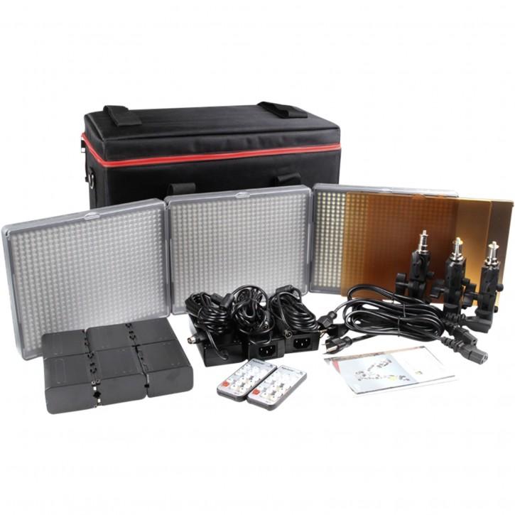 Amaran HR672 Kit