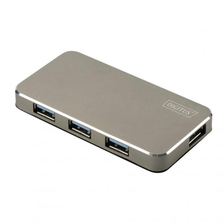 DIGITUS USB 3.0 Office Hub 4-Port 5V/2A power supply