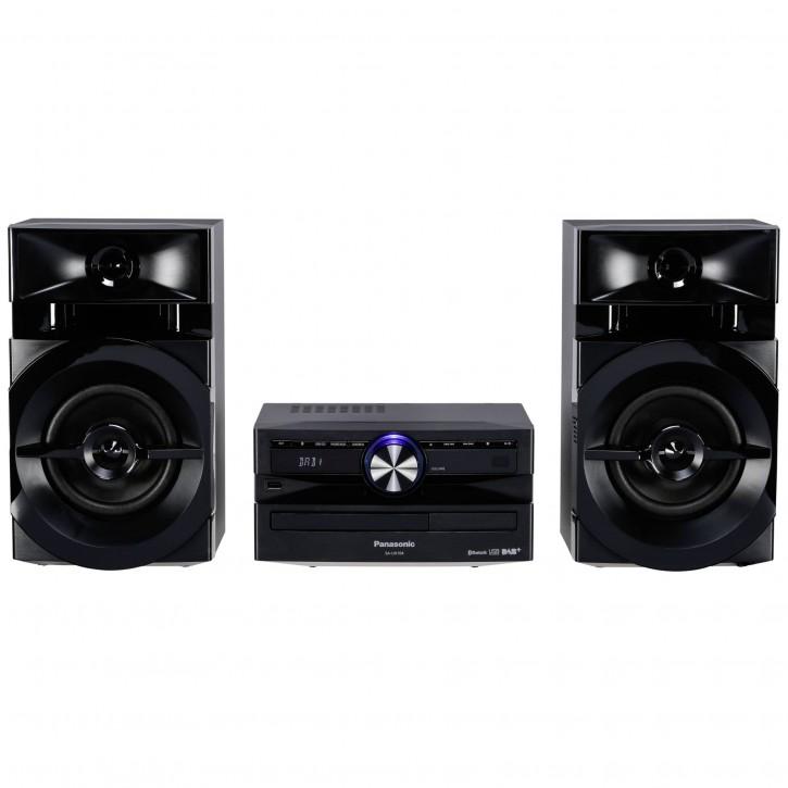 Panasonic SC-UX104EG-K schwarz