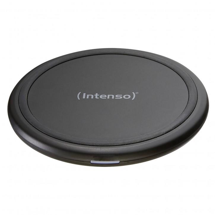 Intenso Wireless Charger QI schwarz