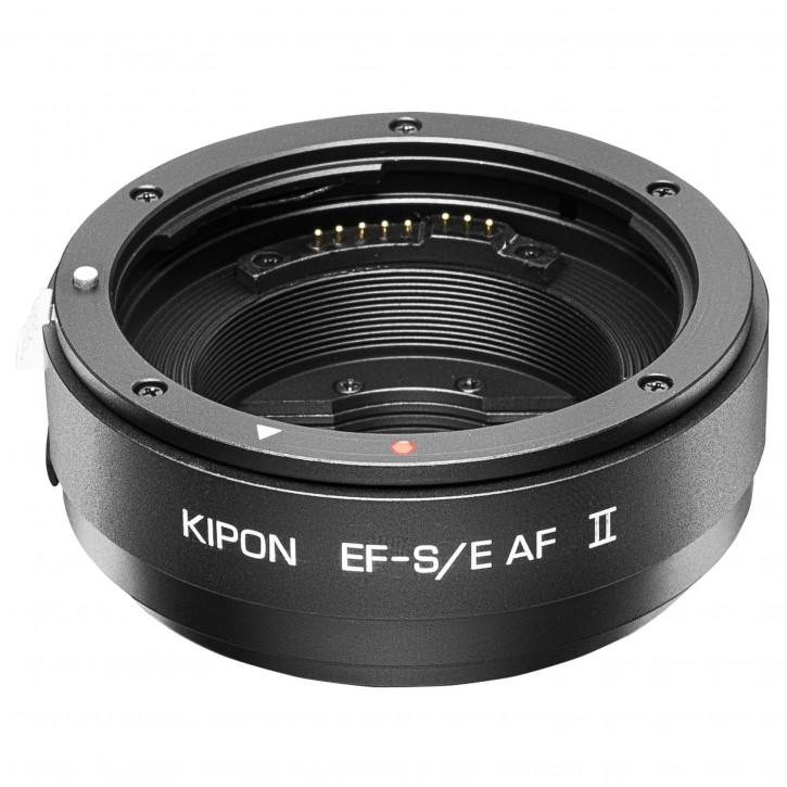 Kipon AF Adapter für Canon EF auf Sony E ohne Support