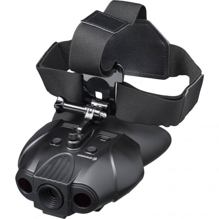 Bresser Binokular 1x m. Kopfhal. Nachtsichtgerät (digital)