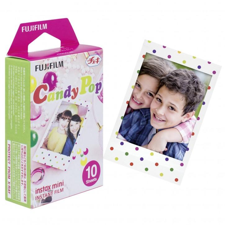 Fujifilm instax mini Film Candypop NEU