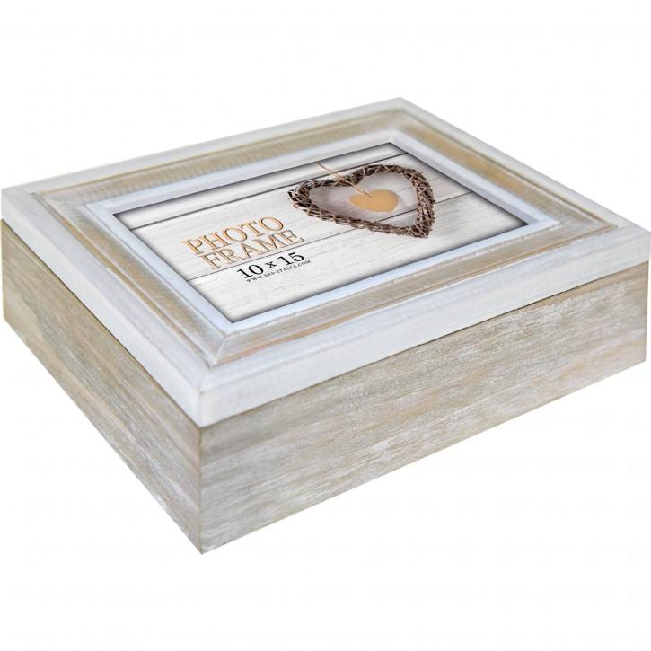 ZEP Zacapa                 10x15 Holz Fotobox               EZ555