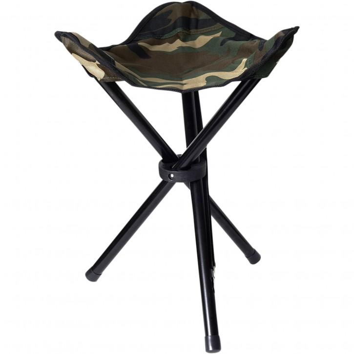 Stealth Gear klappbarer Stuhl 3 Beine