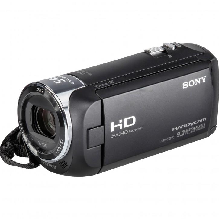Sony HDR-CX240EB schwarz