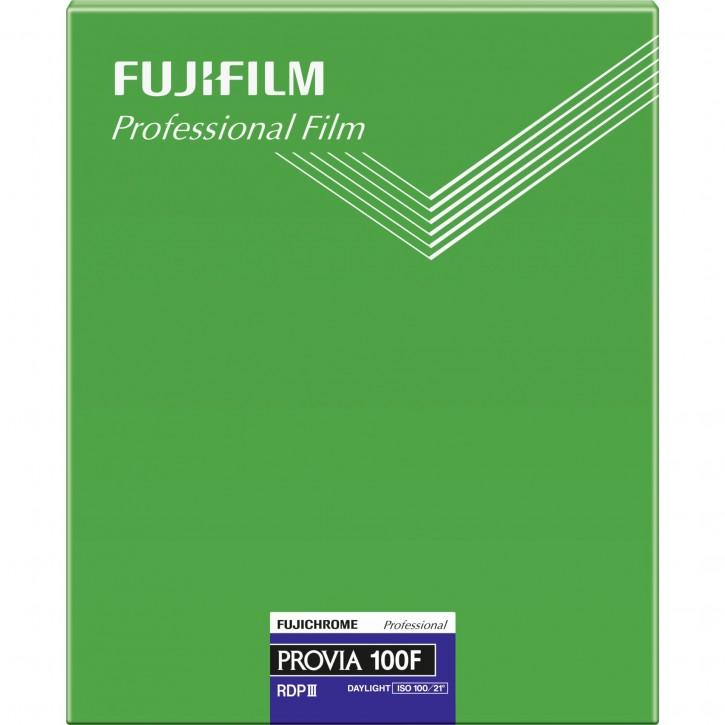 """Fujifilm CUT Provia 100 F 8x10"""" 20 Blatt"""