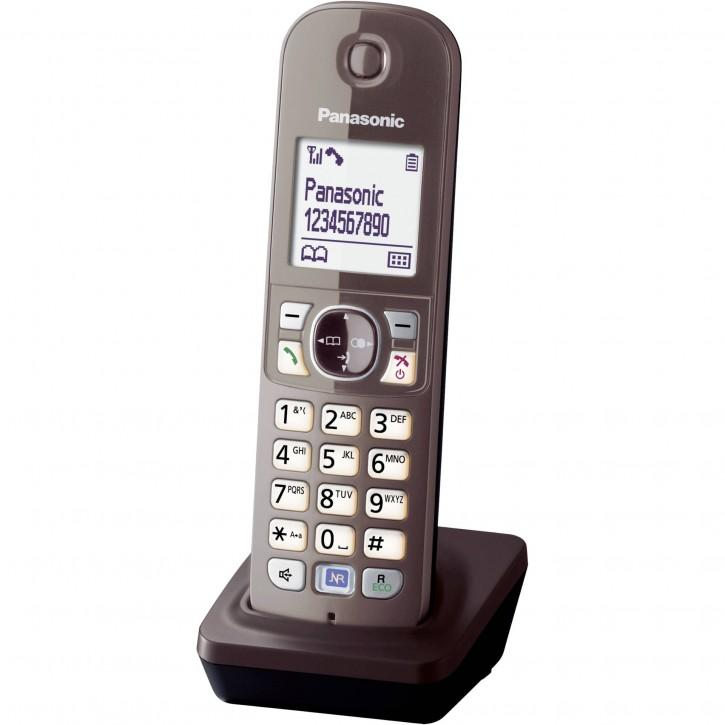 Panasonic KX-TGA681EXA mocca-braun