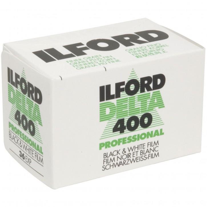 5 Ilford 400 Delta prof.135/36