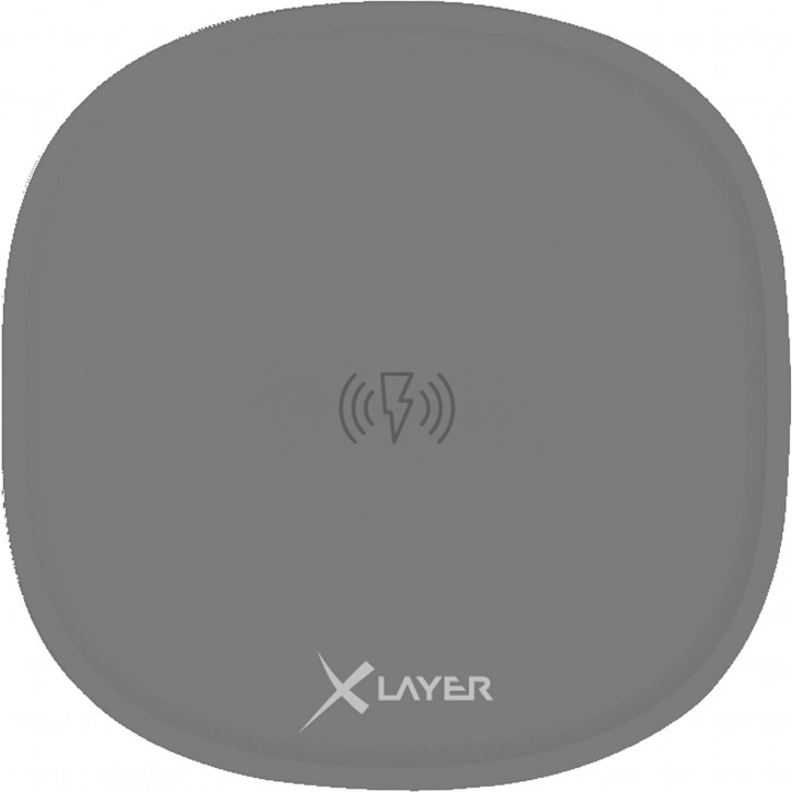 Xlayer Wireless Charging Pad Family Single Anthracite