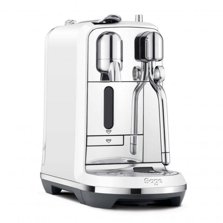 Sage Nespresso Maschine Creatista Plus matt weiß