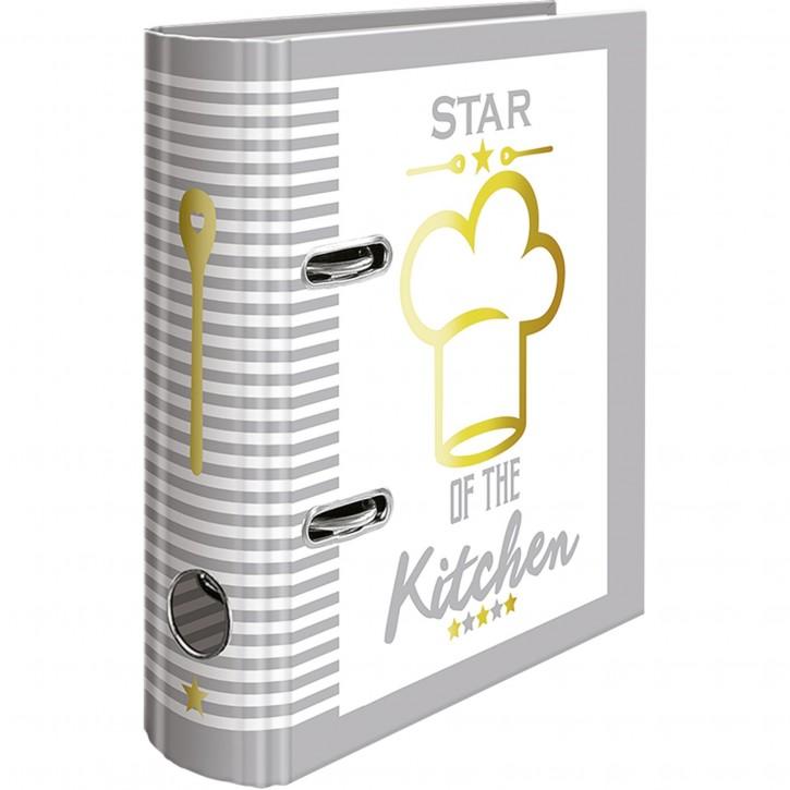 "Herma Rezepte-Ordner ""Star of the Kitchen"" DIN A5        15416"