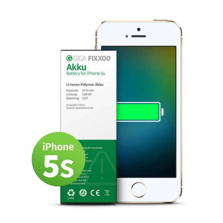 GIGA Fixxoo iPhone 5S Akku