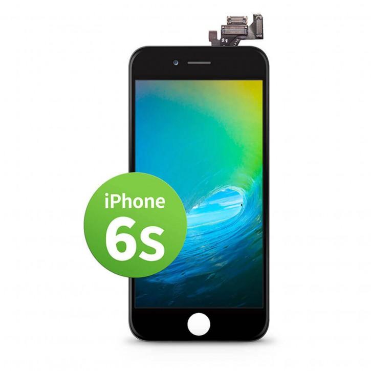 GIGA Fixxoo iPhone 6S Display schwarz