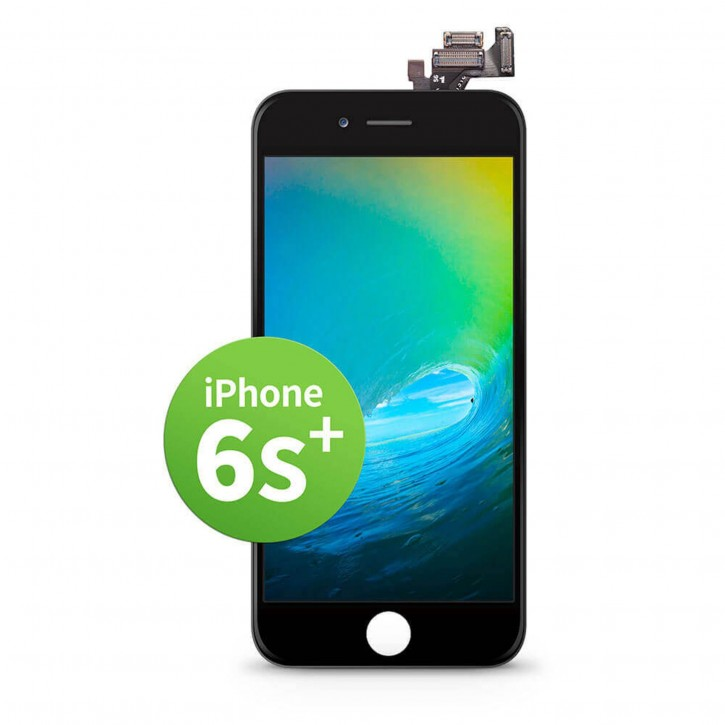GIGA Fixxoo iPhone 6s Plus Display schwarz