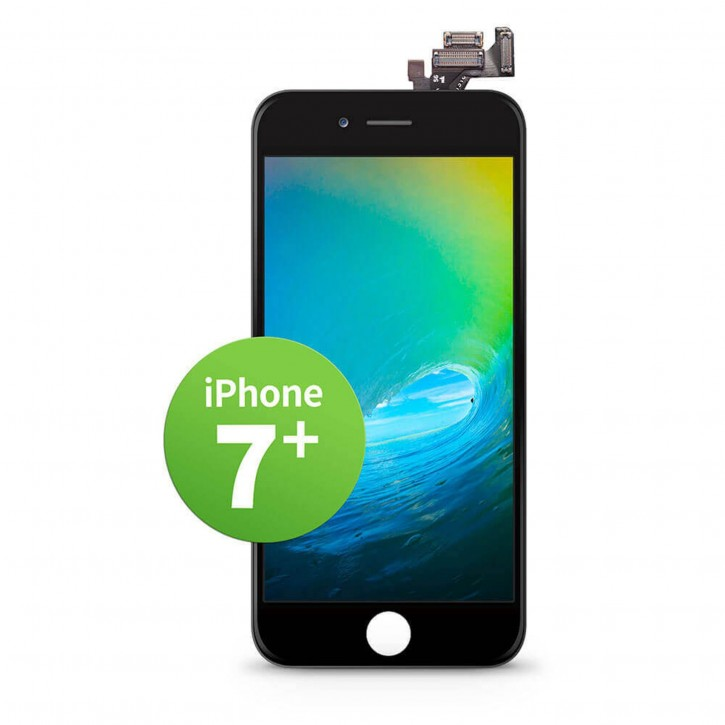 GIGA Fixxoo iPhone 7 Plus Display schwarz