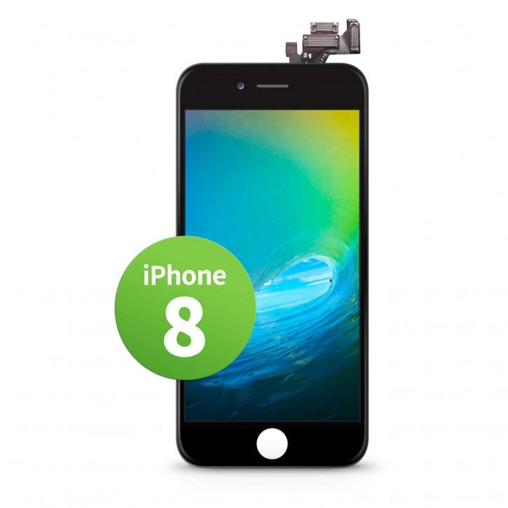 GIGA Fixxoo iPhone 8 Display schwarz