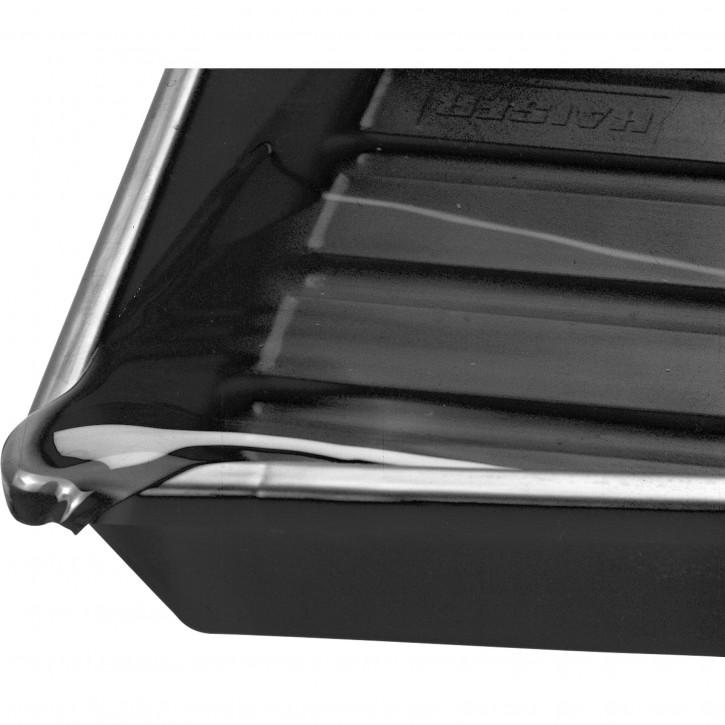 Kaiser Laborschale 30x40 schwarz 4172