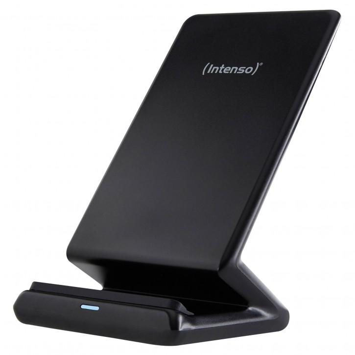Intenso Wireless Charger B SA 1 Standfuß 10W schwarz
