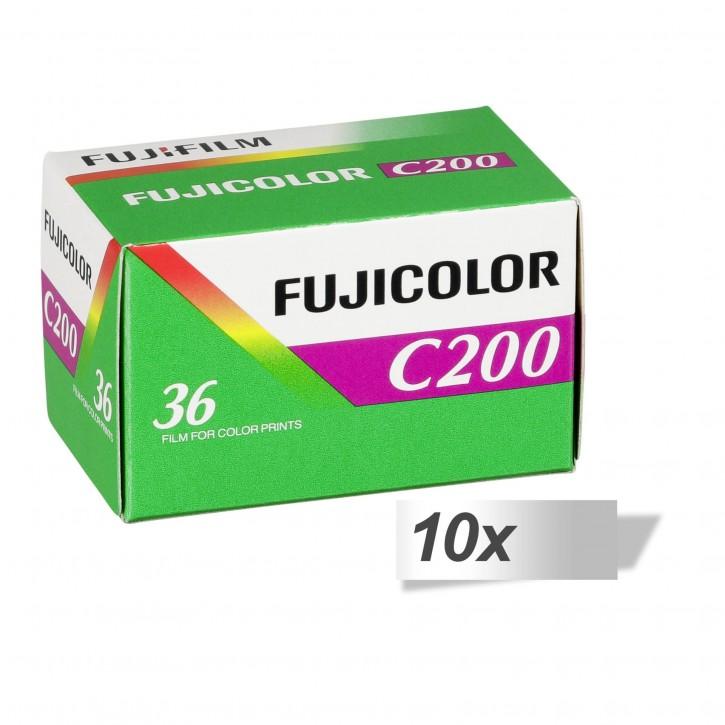 10 Fujicolor         200 135/36