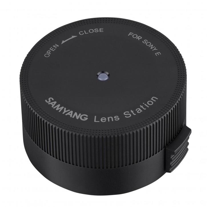 Samyang Lens Station für AF Sony E-Mount