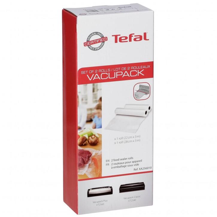 Tefal XA 2560  2 Rollen Vakuumierfolien