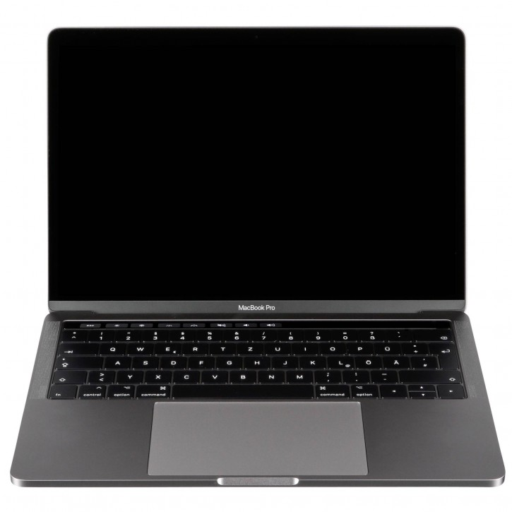 Apple MacBook Pro 13 Touch Bar 2,4GHz Ci5 512GB space grey 2019
